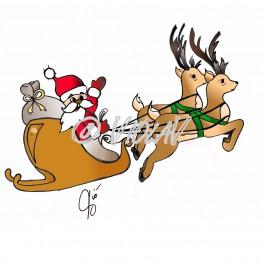 La storia di Babbo Natale per bambini, con letterina da stampare e decorazioni fai da te
