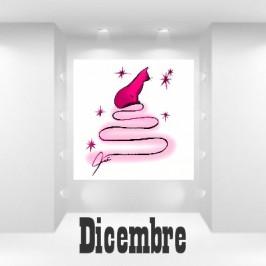 Dicembre i mesi di Violetta